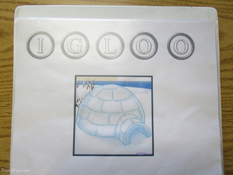 bottlecap letter I
