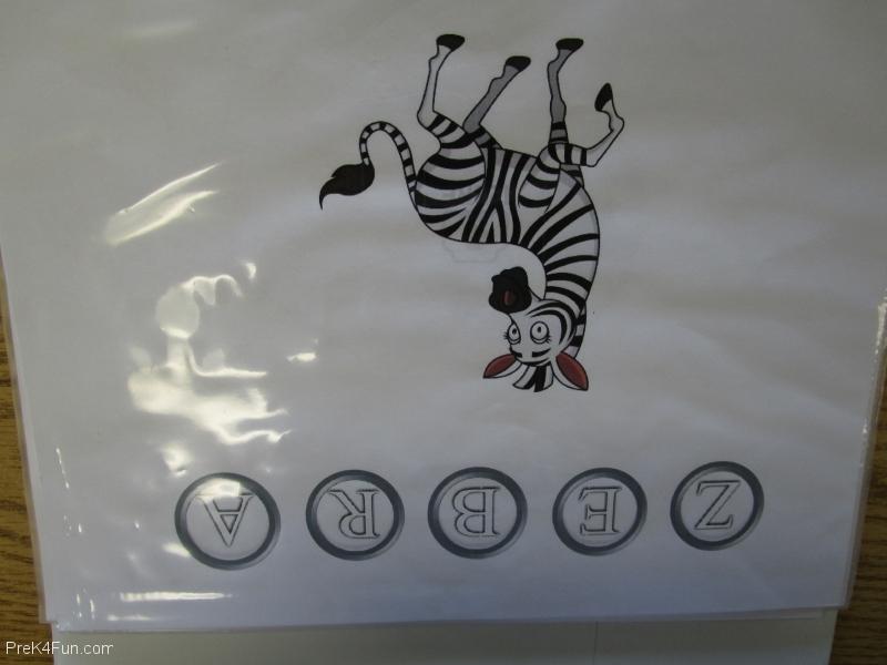bottlecap letter Z