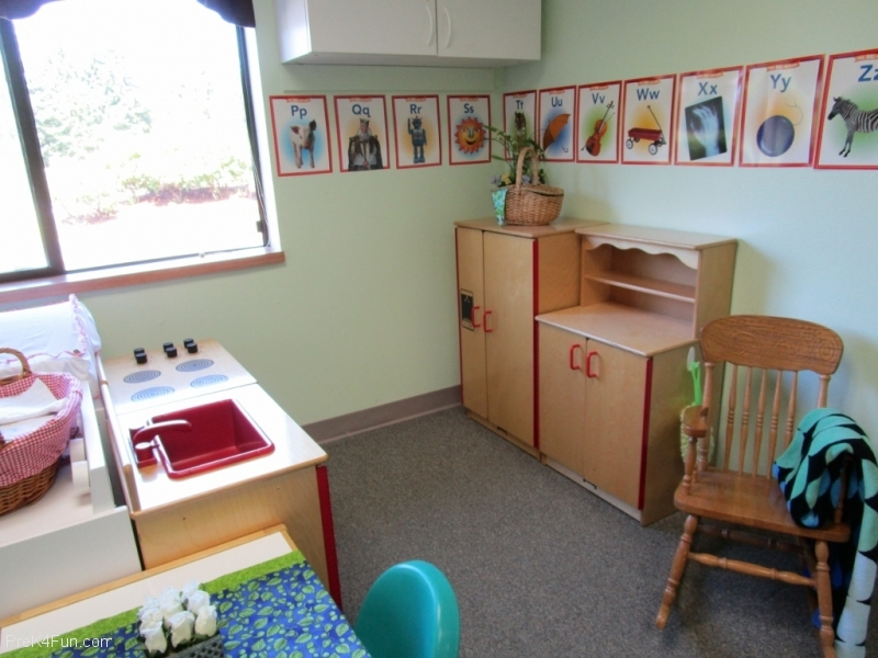 House Center Preschool Classroom Set up! 1
