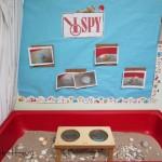 I Spy OceanSand and Shell Sensory Table Theme