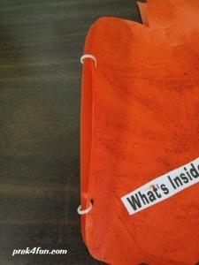 What's Inside a Pumpkin zip tie