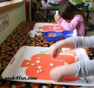 What's Inside a Pumpkin work 2