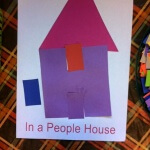 Letter H In A People House art 6