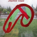 Candy Cane Stained Glass work2