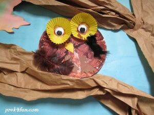 Awesome owl board 1