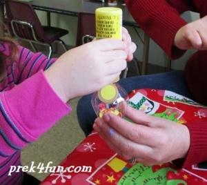 Preschool Paint Ornament 1