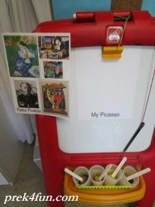 Pisacco Inspired art!