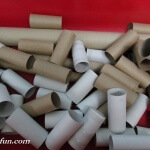 PreschoolLetter T Art and Activities Tubes