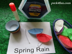 Weather Book of Seasons spring rain supplies