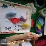 Weather Book of Seasons spring rain fun