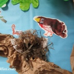 spring Tree Bird Bulletin Board family 1