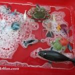 Ocean Creatures Sensory Table