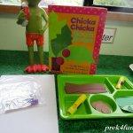 Chicka Chicka Boom Boom Name Activitiy supplies