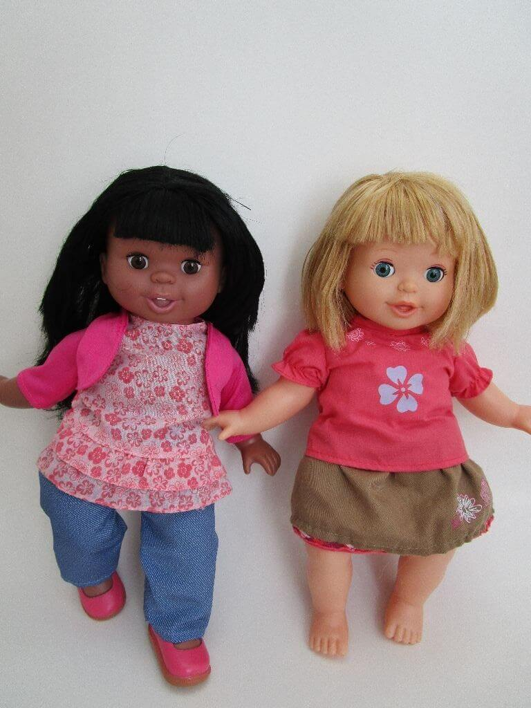 how to fix doll hair that is matted